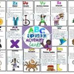 Alphabet Movement Preview 1