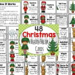 Christmas Brain Breaks Preview 1