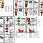 Christmas Brain Breaks Preview 2