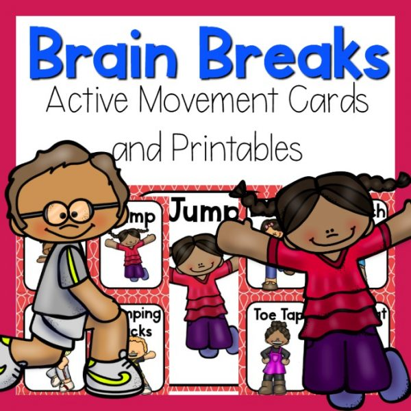 Brain Break Printables