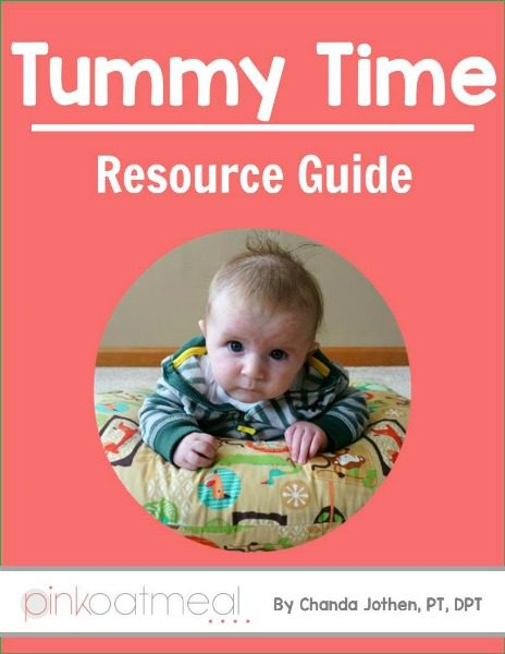 Tummy Time Resource Guide