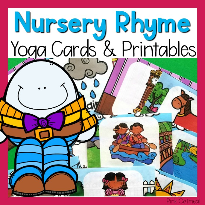 Nursery Rhyme Yoga