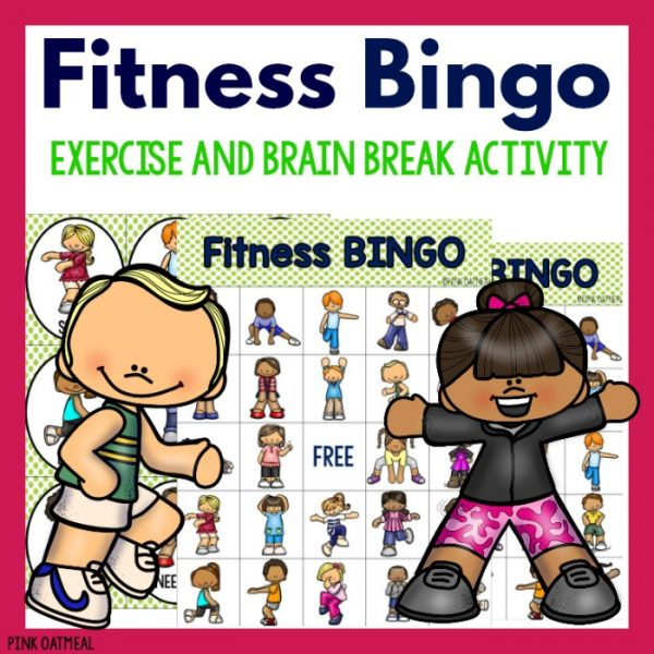 Fitness Bingo Cover