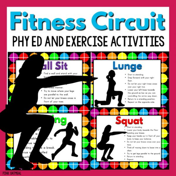Fitness Circuit Cover