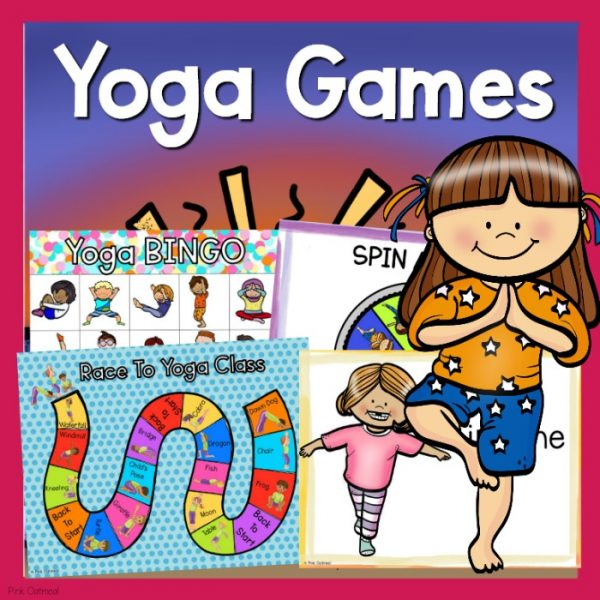 Yoga Games Cover