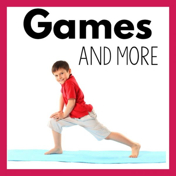 Movement Games and More