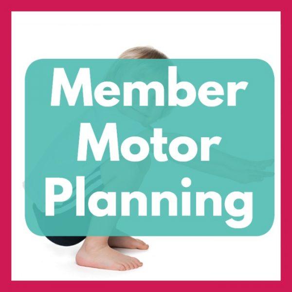 Motor Planning