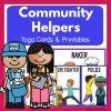 Community Helpers Yoga
